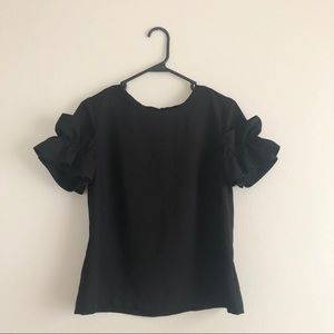Black Banana Republic Blouse